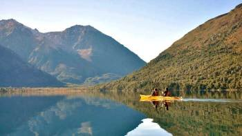 Private Kayaking & Hiking Adventure on Mascardi Lake