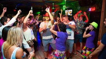 Pub Krawl with Shots