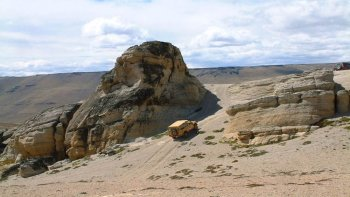 Calafate Mountain Park 4X4 Tour