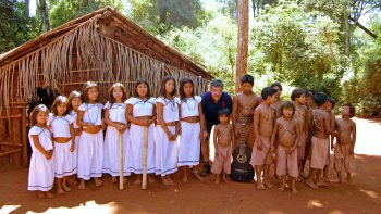 Private Iriapú Aboriginal Village Tour