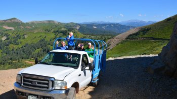 4x4 La Plata Canyon Trail Tour