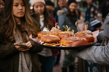 Food Tour with Tastings in Historic Gastown