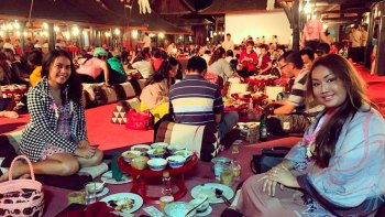 Traditional Khantoke Dinner & Show at Old Chiang Mai Cultural Center