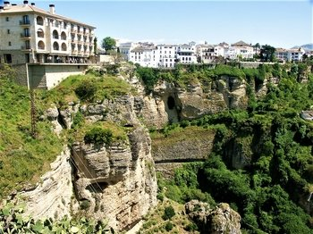 Private Half-Day Excursion to Ronda: Birthplace of Bullfighting