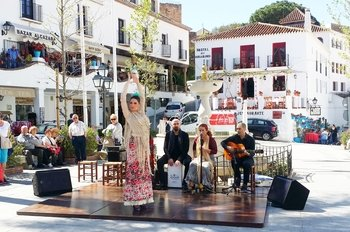 Private Half-Day Tour of Mijas Town
