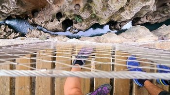 Private Half-Day Trekking Tour of Caminito del Rey