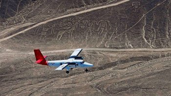 Nazca Lines Flying Tour from Pisco