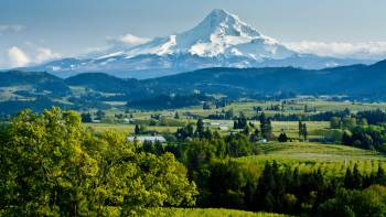 Full-Day Mount Hood Tour including Multnomah Falls