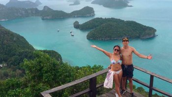 Full-Day Ang Thong National Marine Park with Snorkelling Experience