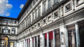 Skip-the-Line: Uffizi Gallery Guided Tour