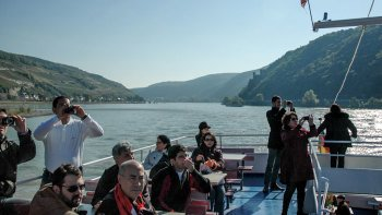 Rhine Valley Half-Day Tour with Wine Tasting & Dinner
