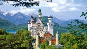 Neuschwanstein Castle & Rothenburg Day Trip