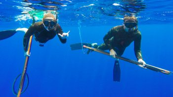Freediving & Spearfishing Lesson
