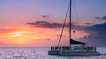 Sunset Sailing with Dinner & Open Bar