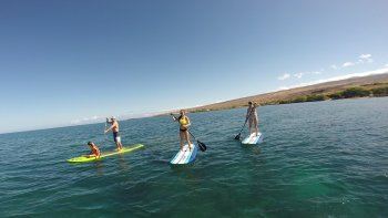 Private Stand-Up Paddleboarding Lesson