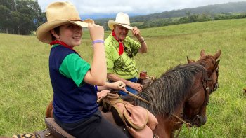 Cowboy for a Day Experience at Piiholo Ranch