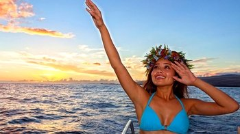 Napali Coast Sunset Tour