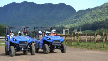 Scenic UTV Ranch Tour