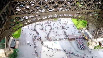 ,Torre Eiffel,Acceso sin colas (hasta la cima)