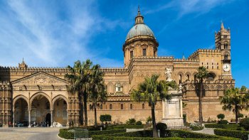 Palermo & Monreale Tour from Cefalu