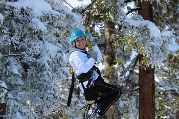 Big Bear Lake Zip lining Adventure