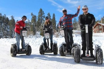 Big Bear Lake Segway Tour