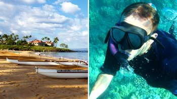 Hawaiian Outrigger Canoe & Snorkelling Tour