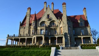 City Tour with Craigdarroch Castle Admission