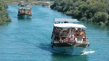 Manavgat Boat Tour with Lunch & Belly Dancing Show