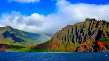Na Pali Rafting with Snorkelling