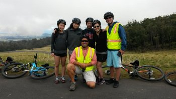 Cycle to the Sea: Guided Bike Ride Down Haleakala