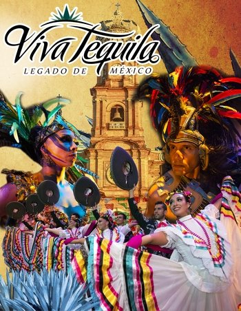 Viva Tequila Show with Tastings & Dinner