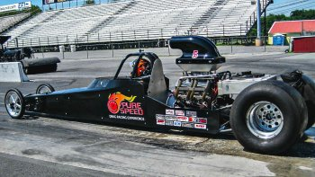 Dragster Driving Experience