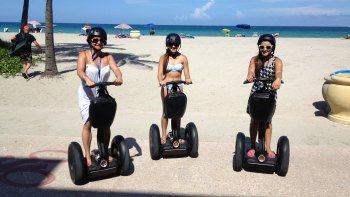 Segway Tour of Hollywood Beach