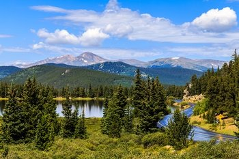 Scenic Mount Evans Tour with Lunch