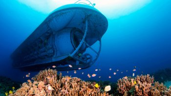 Kona Underwater Submarine Adventure
