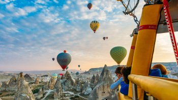 3-Day Cappadocia Tour from Side