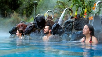 Full-Day Papallacta Hot Springs Small-group Tour