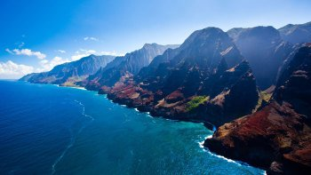 Waimea Canyon & Wailua Falls of Kauai Day Excursion by Air