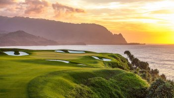 18 Holes at Makai Golf Club at Princeville
