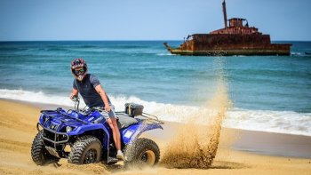 Quad bike Adventure & Brewery Tour