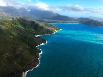 90-Minute Hinchinbrook Island Flight