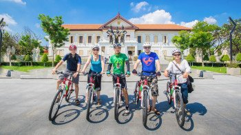 Old City Half-Day Bike Tour