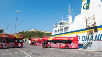 Shore Excursion: Gozo Hop-On Hop-Off Bus Tour