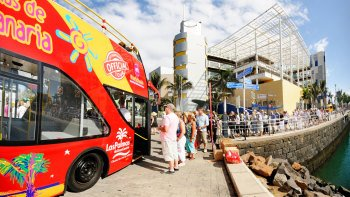 Shore Excursion: Gran Canaria Hop-On Hop-Off Bus Tour