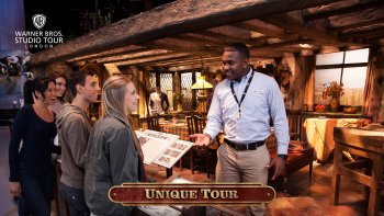 Unique Warner Bros. Studio Tour London – The Making of Harry Potter