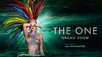 THE ONE Grand Show Tickets at Friedrichstadt-Palast
