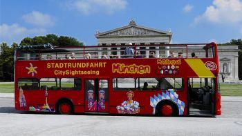 Ver la ciudad,Hop-On Hop-Off,Bus turístico