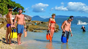 Fitzroy Island Activities Package