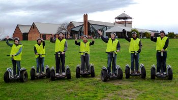 Yarra Valley Segway Tour & Lunch at Rochford Winery